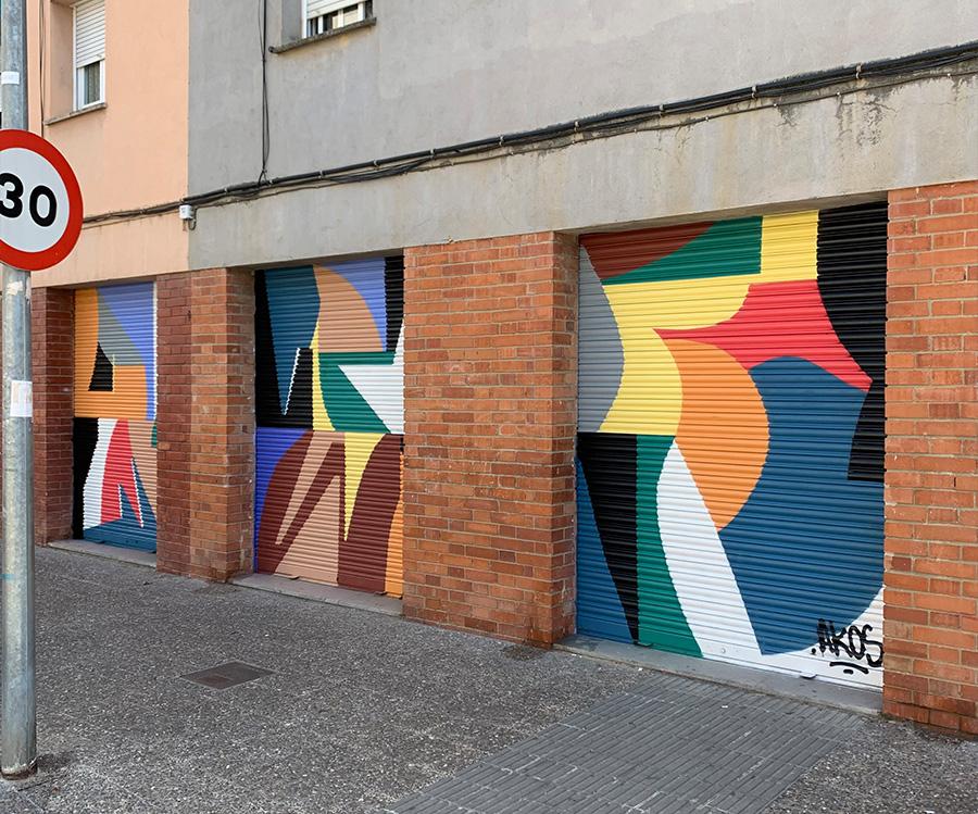 Festival de arte urbano Monart
